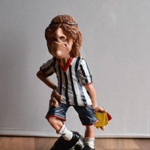 Figur fodboldspiller