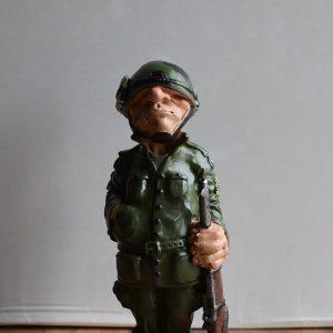 Figur soldat